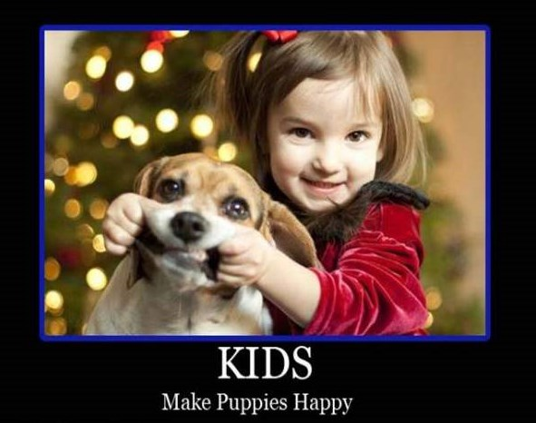 Kids Lovedogs